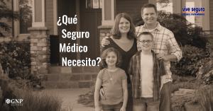 ¿Qué Seguro de Gastos Médicos Necesito?